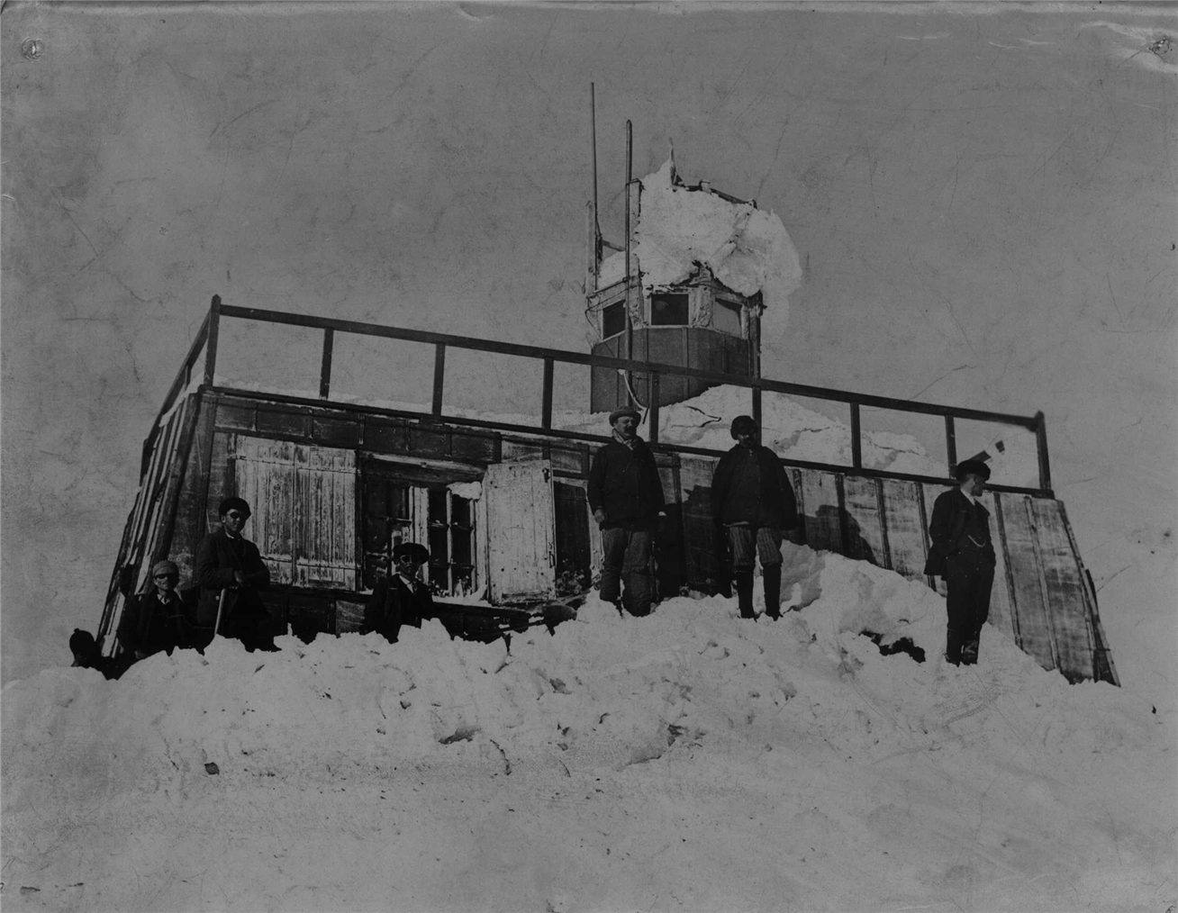 665583a3397e44 3 The Elusive Placelessness of the Mont-Blanc Observatory (1893–1909)  The  Social Underpinnings of High-Altitude