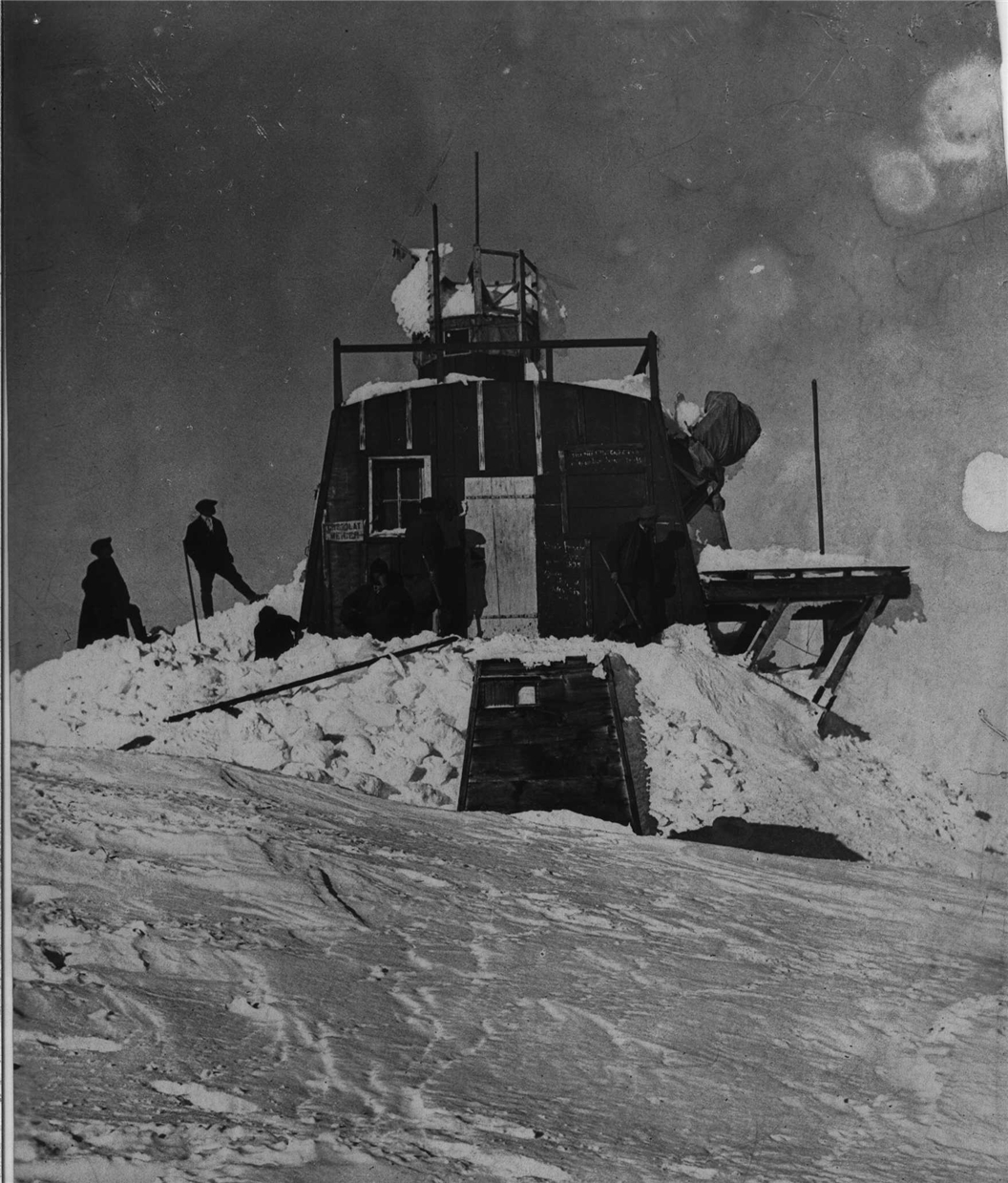 3 The Elusive Placelessness of the Mont-Blanc Observatory (1893–1909)  The  Social Underpinnings of High-Altitude cc243323ace4