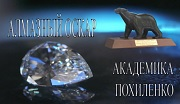 Academician Pokhilenko's Diamond Oscar  The film...